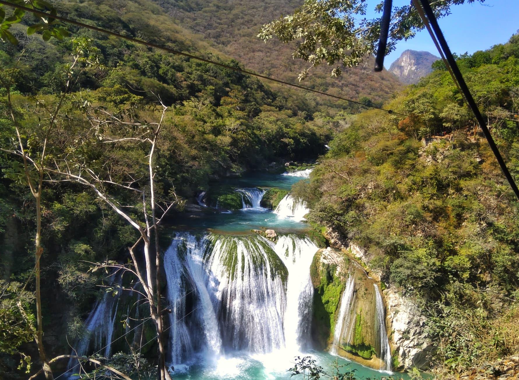 Micos Waterfall SLP