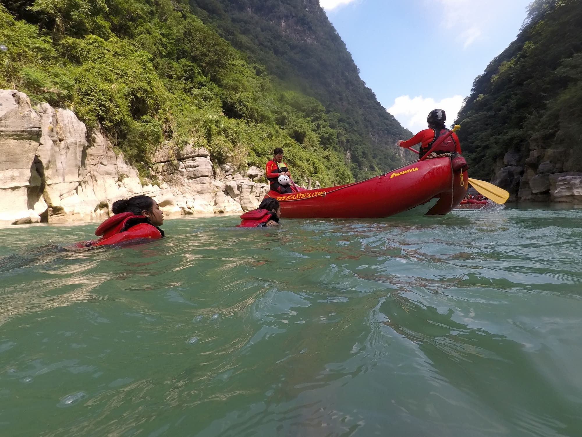 Extreme Sports to practice in the Huasteca Potosina