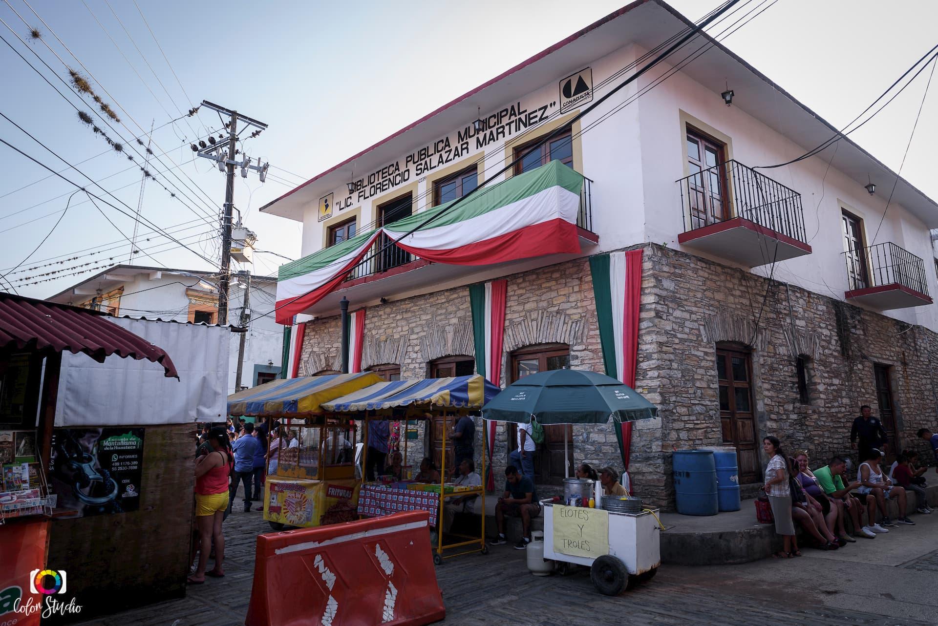 Market of Xilitla