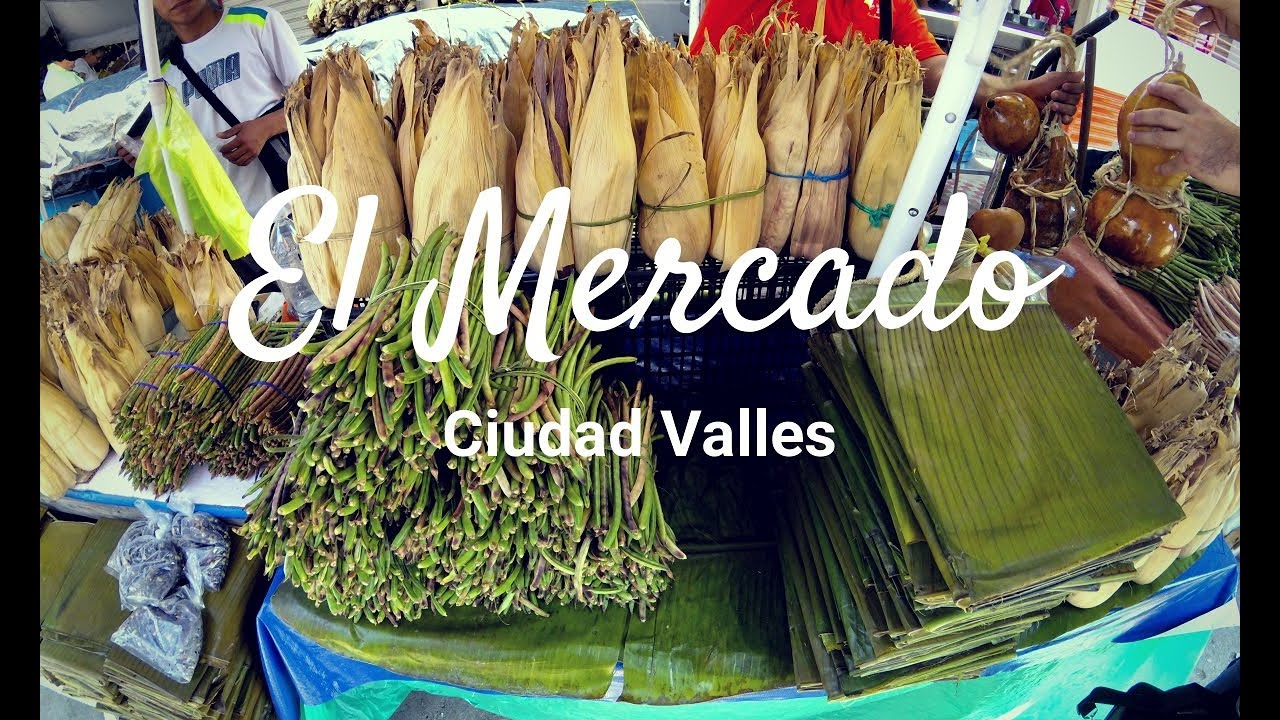 Visiting the town market of Ciudad Valles, SLP - 2