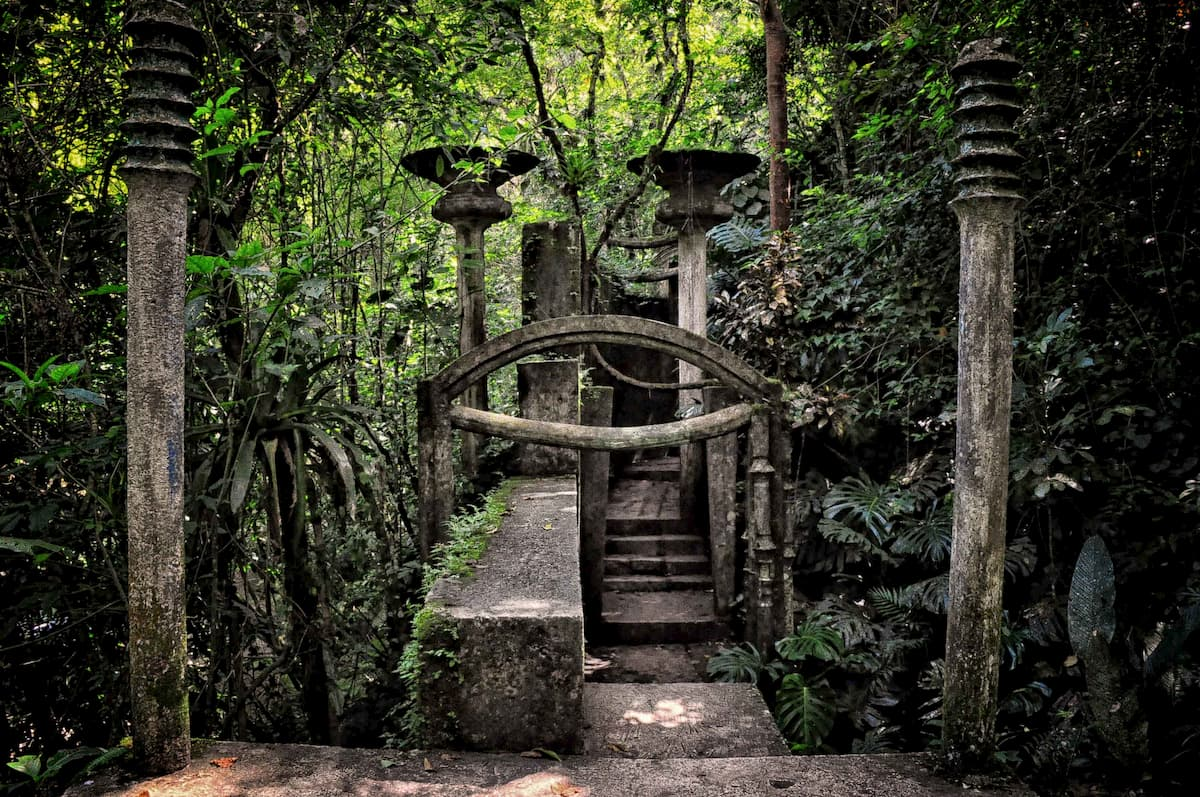 Xilitla and his surreal garden